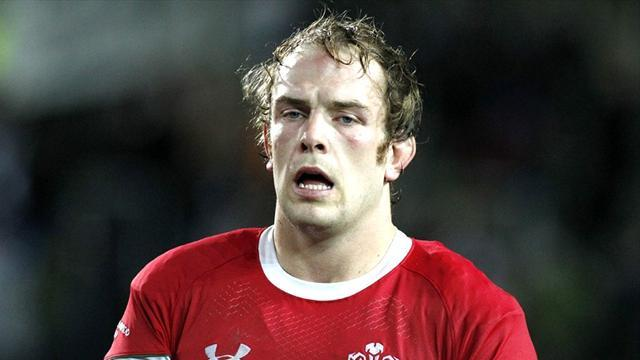 Rugby - Wales lock Wyn-Jones ruled out of France game