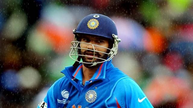 Cricket - Dharwan on song for India in Champions Trophy