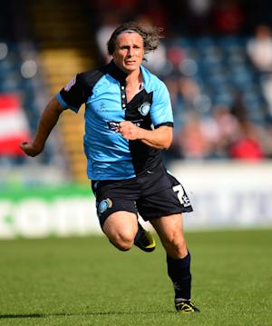 Gareth Ainsworth scored his side's second goal on 55 minutes