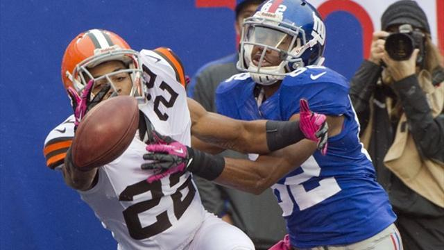 American Football - Browns facing injury problems