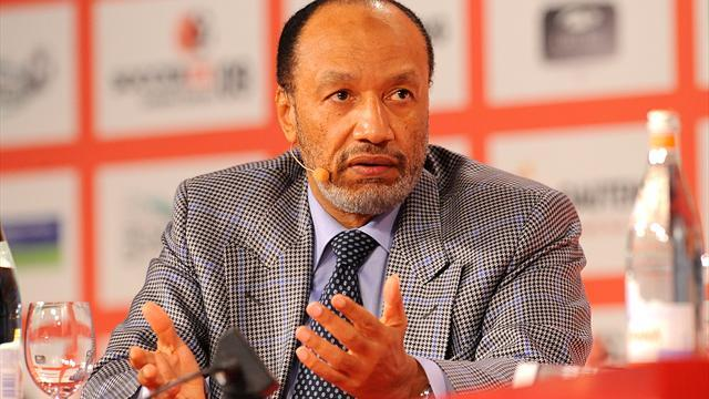World Football - Bin Hammam resigns as FIFA bans him