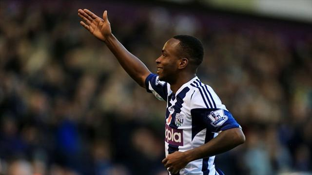 Premier League - Berahino contract talks ongoing