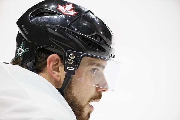 OTTAWA, ON - SEPTEMBER 12: Tyler Seguin #19 of Team Canada looks on during practice in preparation for the World Cup of Hockey at Canadian Tire Centre on September 12, 2016 in Ottawa, Ontario, Canada. (Photo by Andre Ringuette/World Cup of Hockey via Getty Images)
