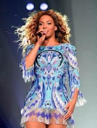 Beyonce is currently embarking on her Mrs Carter Show World Tour.