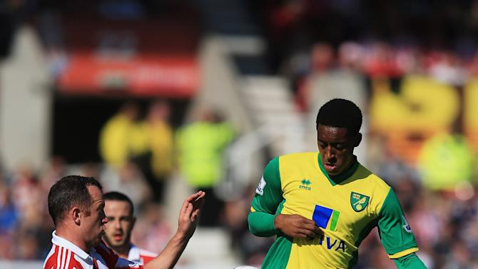 Stoke City v Norwich City - Premier League