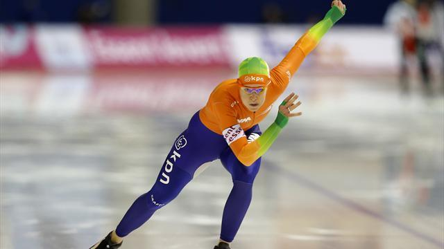Speed Skating - Wust on course for a fourth straight world title
