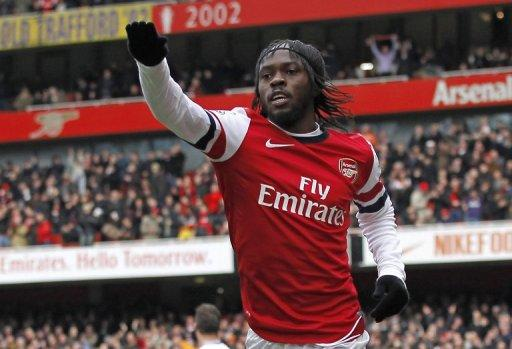 Wenger salutes Gervinho after Reading romp