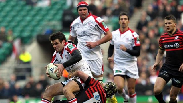 RaboDirect Pro12 - Ulster grind out win against Zebre