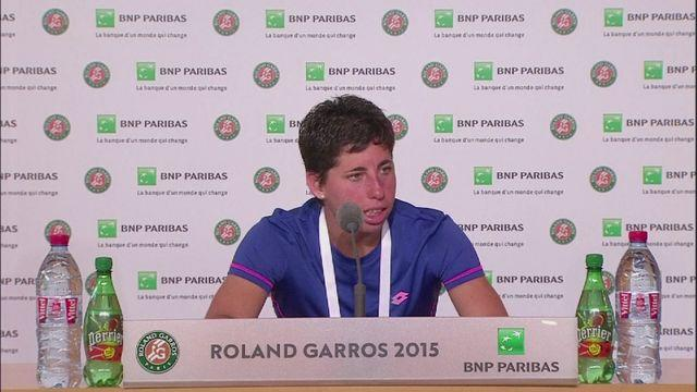 Navarro: French Open first rounds difficult