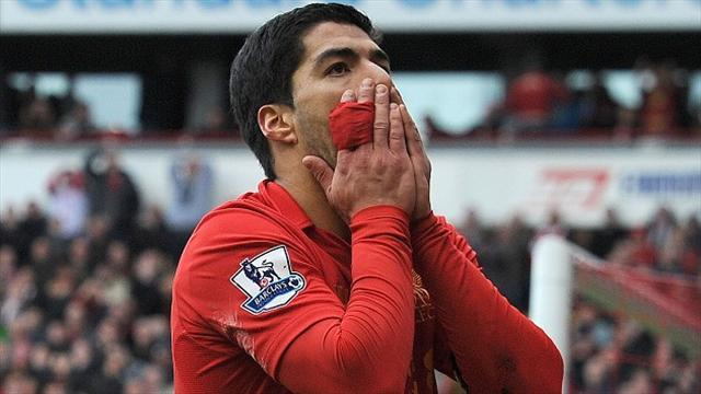 Premier League - PFA: Suarez £40m+1 clause does not force Liverpool to sell