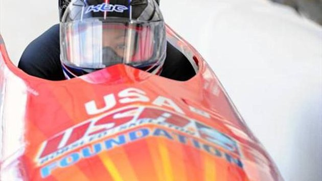 USA bobsleigh team (Imago)