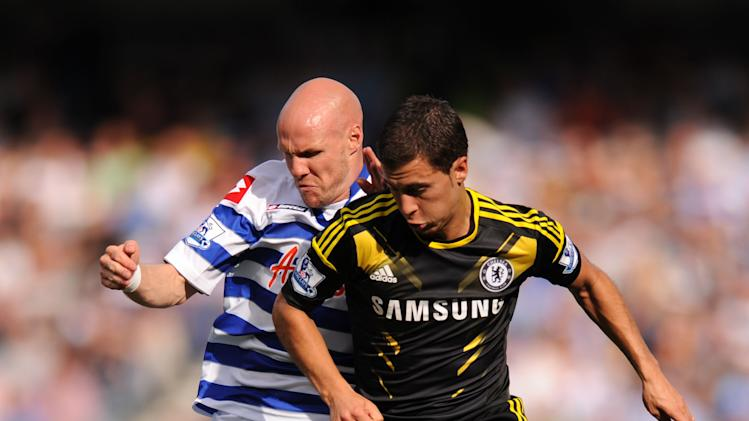 QPR striker Andy Johnson faces a lengthy spell on the sidelines
