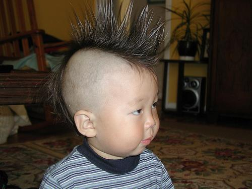 The Mohawk Kid