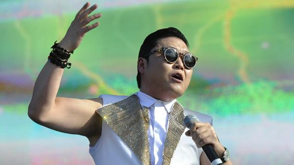 On the Charts: Psy's 'Gentleman' Earns YouTube Love