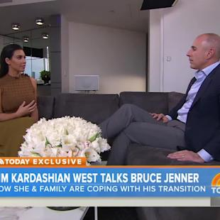 Kim Kardashian West opens about about Bruce Jenner's gender transition