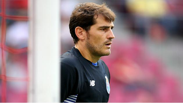Iker Casillas quiere medirse al Real Madrid en la final de la Champions League