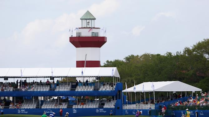 RBC Heritage - Round One