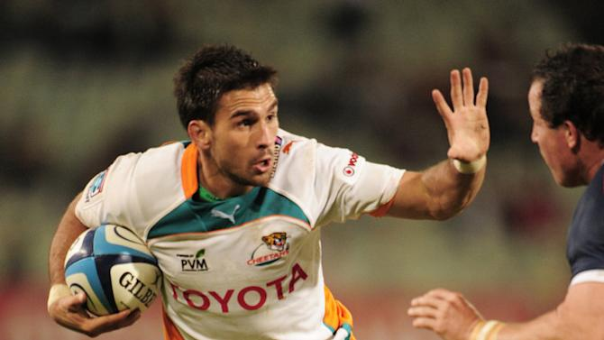 Ebersohn rejects Montpellier deal