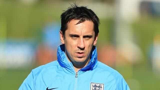 Premier League - Neville: United went about Moyes sacking in wrong way