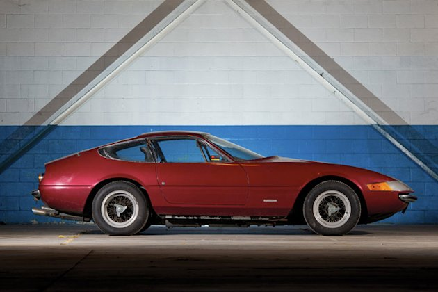 1971 ferrari daytona condo find photo
