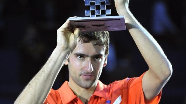 Tennis - Cilic wins third ATP Zagreb title