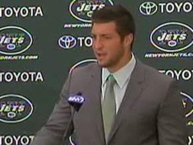 Ouch! Tim Tebow Released from Jets Lineup