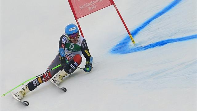 Alpine Skiing - Ligety wins World Cup finals Giant Slalom