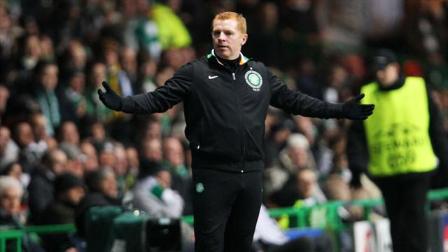 Football - Lennon angry about Rangers fine
