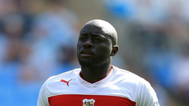 Football - Whittingham praises Agyemang