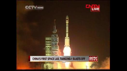China Space Program Ramping Up Capabilities, Pentagon Says