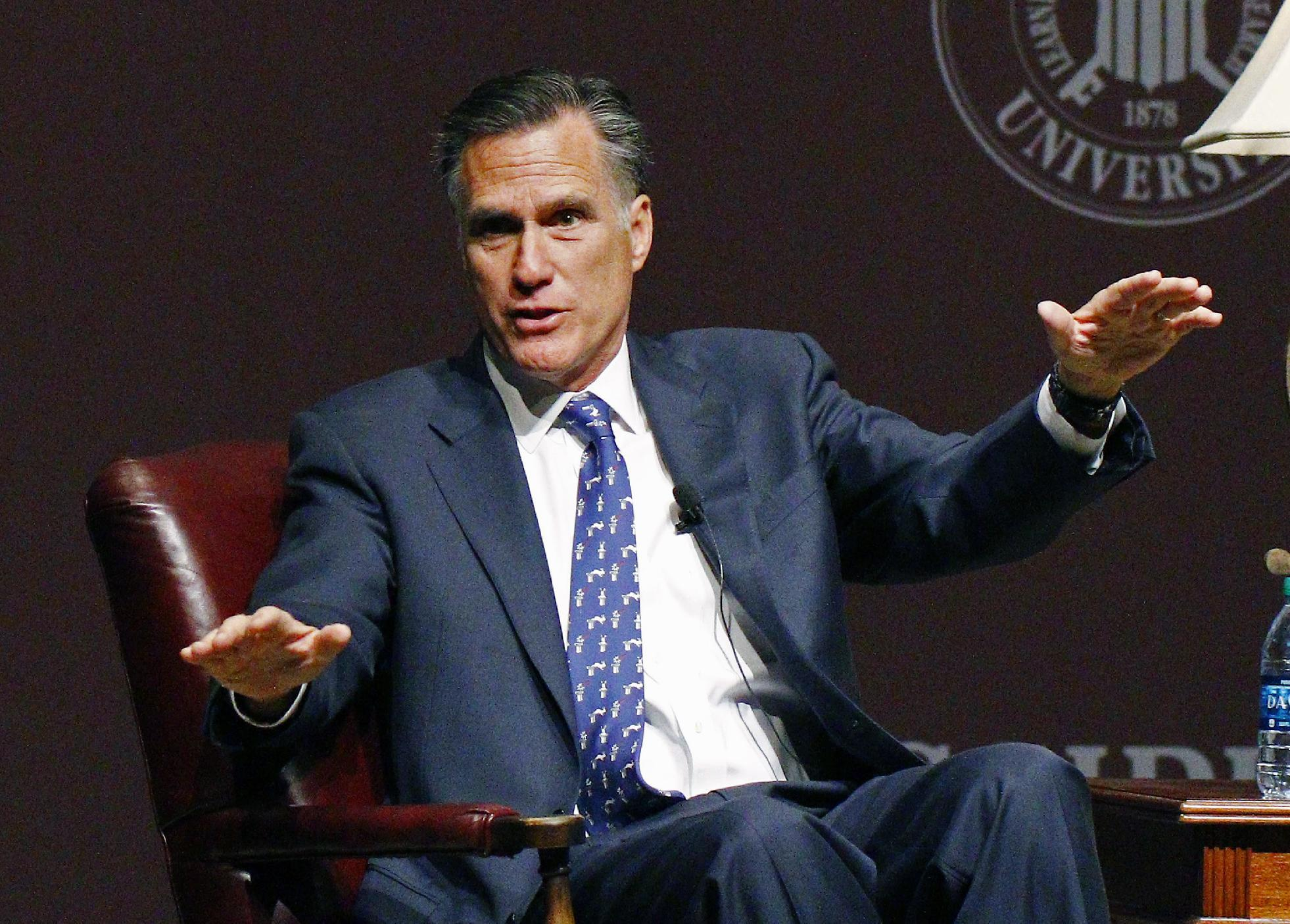 Mitt Romney says he will not make 2016 White House bid