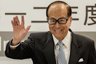 Asia's richest man Li Ka-shing at a press conference in Hong Kong last year. Asia has more billionaires than any other continent, a survey by a China-based wealth magazine showed on Thursday, apparently overtaking North America for the first time