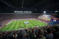 Copa del Rey final between holders Barcelona and Alaves to be played at Atletico Madrid's Vicente Calderon stadium