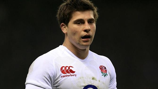 Rugby - Youngs replaces injured Care in England starting side