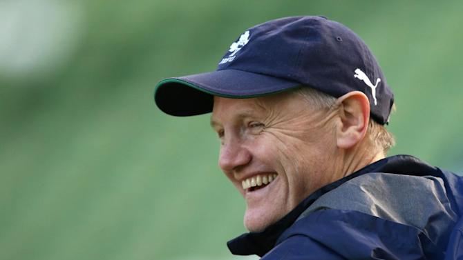 'The toughest test of my managerial career' – Joe Schmidt on plotting England downfall