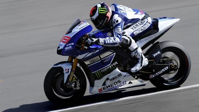 Motorcycling - Yamaha renews Tech3 contract
