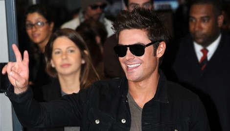 Zac Efron teases Star Wars VII role...