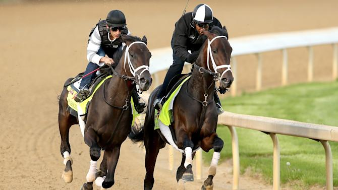 2014 Kentucky Derby - Previews
