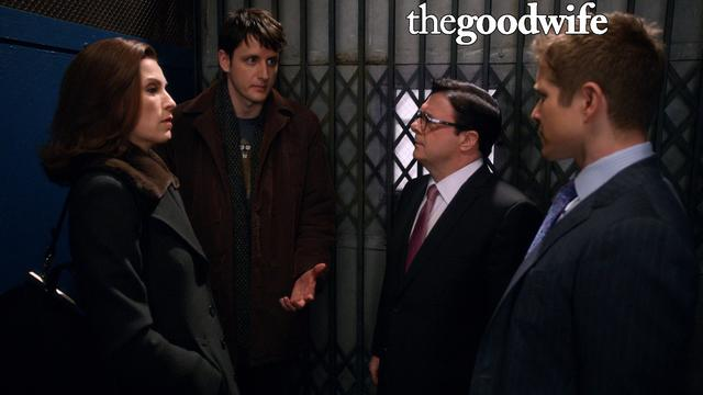 The Good Wife - Taking On Cases