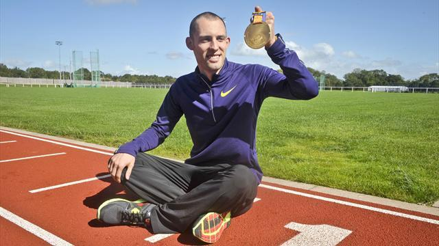 Athletics - Dai Greene one of three to withdraw from Anniversary Games