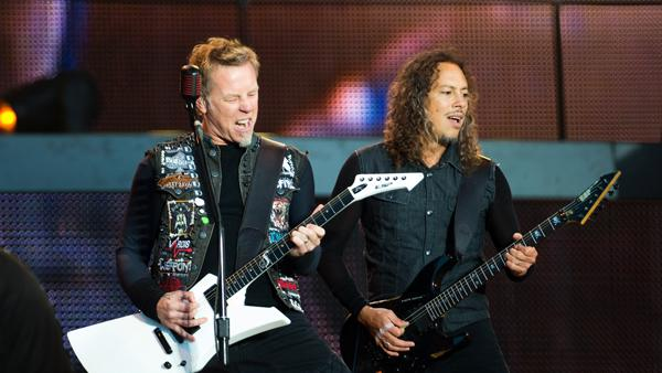 Metallica Bringing Music Catalog to Spotify
