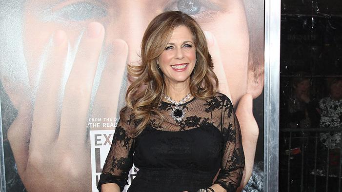 Extremely Loud and Incredibly Close 2011 NY Premiere Rita Wilson