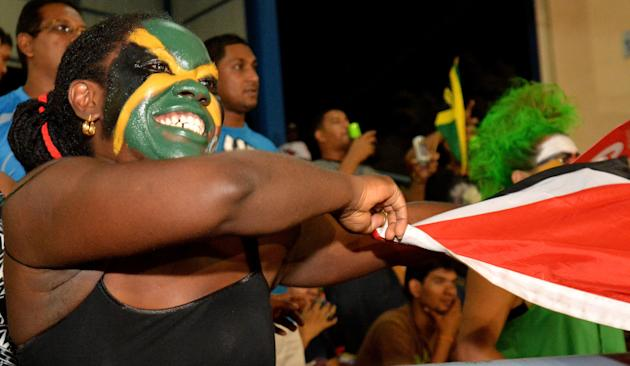 CPL T20 Final: Guyana Amazon Warriors v Jamaica Tallawahs