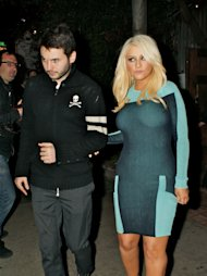 Christina Aguilera/Splash News