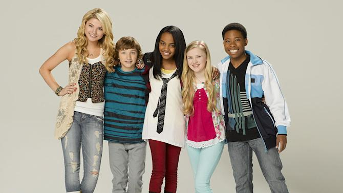 """The cast of """"A.N.T. Farm."""""""
