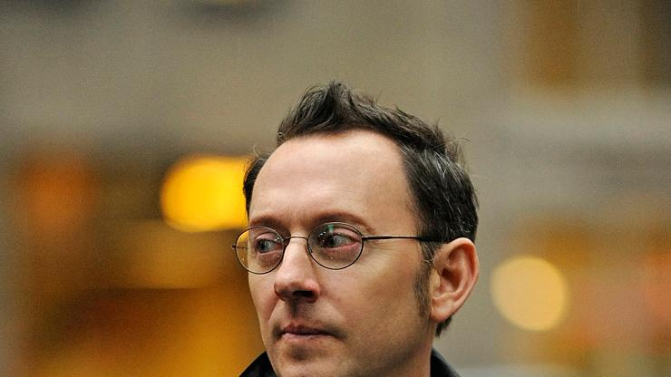 "Michael Emerson in ""Person of Interest."""