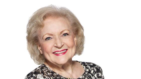 """Betty White stars as Elka Ostrovsky in """"Hot in Cleveland."""""""