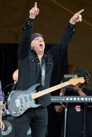 Steven Van Zandt May Miss Some E Street Band Concerts to Film 'Lilyhammer'