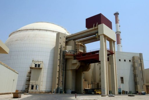 The Russian-built nuclear power plant in Bushehr, southern Iran. The standoff on Iran's nuclear programme is worrying, according to the head of the UN atomic watchdog who stressed that work for a diplomatic solution should continue