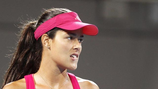 Tennis - Ivanovic forced to wait as rain hits Thailand